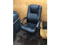 Office chair for sale, view your computer in comfort, (CAN DELIVER)
