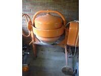 Cement mixer for sale ***** SOLD*******