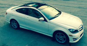 2013 Mercedes-Benz C-Class C250 Coupe Mint Condition!