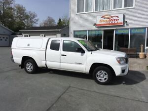 2013 Toyota Tacoma contractor's special
