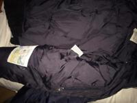 Mens moncler coat jacket