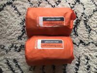 2x Mountain Warehouse Ultimate Self InflatingRoll Mats