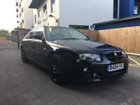 MG ZT CDTI AUTOMATIC, 94K, BLACK, BMW ENGINE