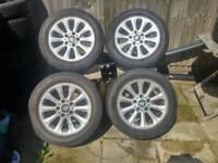 Bmw alloy wheels alloys 5x120 style 139