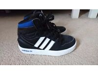 Adidas Trainers Child Size 10