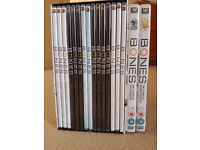 Bones DVDs