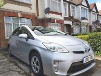 PCO CAR HIRE CAR RENTAL TOYOTA PRIUS RENTAL HIRE