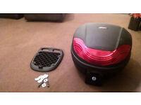 Lextek Motorcycle Luggage Box 32L