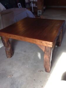 Amazing reclaimed wood table *motivated to sell*