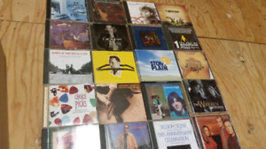 Bluegrass, folk, country CD Lot