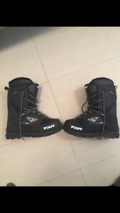 Brand New FXR Sled boots used once