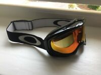 Oakley Snow Goggles Twisted fire/iridium