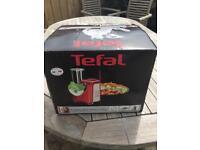 Tefal fresh express max. Food slicer, grater, dicer etc.