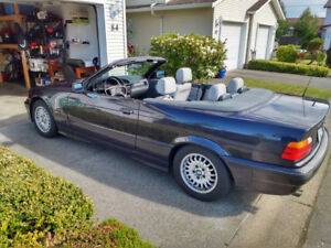 1995 BMW 3-Series 325i convertible $5000