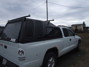 Hard to Find Maxi Series Cap/Topper fits Midsize Truck