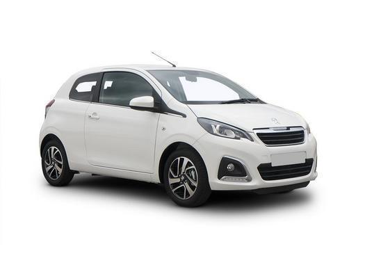 2017 Peugeot 108 1.0 Active 5 door 2-Tronic Petrol Hatchback