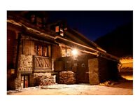Chalet Host required for 17/18 winter ski season in luxury chalet