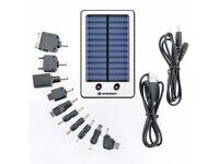 Bresser solar phone charger