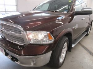 2015 Ram 1500 LONGHORN! 4X4! ALLOY! LEATHER! FULLY LOADED!