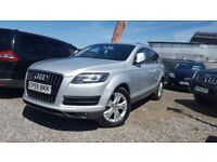 Audi Q7 3.0 TDI Quattro Facelift 7 Seater High Miles --Reduced Price--
