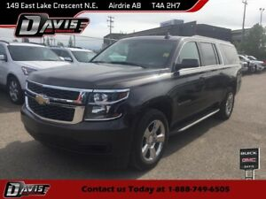 2017 Chevrolet Suburban LT BOSE AUDIO, SEATS 7, NAVIGATION, H...