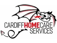 Care workers required in the Barry and Vale of glamorgan areas. competitive rates of pay