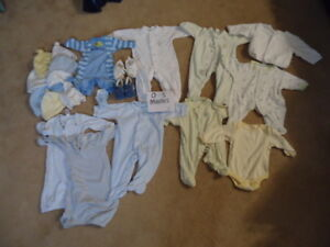 Boys 0-3 months- $10 for all items
