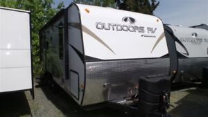 2017 Outdoors RV Black Rock 20RD
