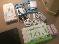 Massive Wii bundle with Wii Fit Plus