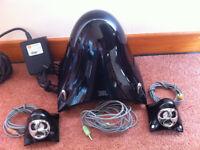 Speaker System. 2.1 JBL Creature.kinda Star Wars