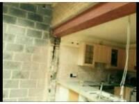 Builders, RSJ , Steel beam installation specialists