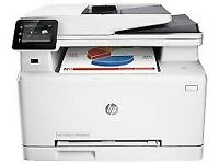 Save 50%+ Like New Colour HP Laser Printer Scan Fax in Mint Condition