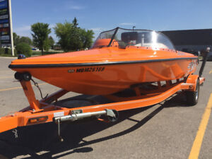 WOW...Only $15,800, 2007 20' Wakeboard-Ski Boat, 270 HP, 5.7 L
