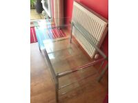 Glass Coffee Table for Sale in very good condition
