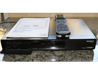 Humax PVR 9150 T Freeview receiver and Hard drive recorder and 15inch TV. Bottesford