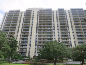 Condo Penthouse, Don Mills & Finch, 2-BDRM Rare Offering!!!!