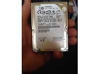"""Hitachi 80Gb Sata 2.5"""" Hard Drive HTS541680J9SA00"""