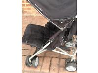 Mammas and Pappas Pulse Pushchair