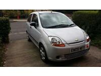 Chevrolet Matiz 0.8 S Long MOT 07/2018 - Cheap Road Tax - £30.00 per year -