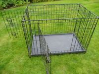 Medium Dog Cage / Dog Crate