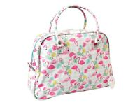 Lovely Weekend Bags - Flamingo Bay or Blue Tit