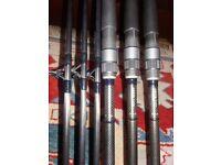 Original Greys Prodigy rods.