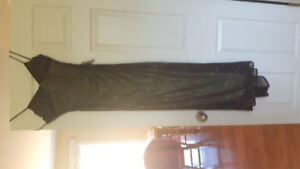 Ladies evening gown- new with tags