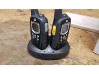 Motorola XTR446 two way radios. Walkie Talkie