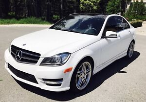 2014 Mercedes-Benz C350 Avantgarde  4matic