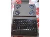 Bluetooth Keyboard For 7 and 8 inch tablet