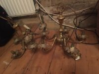 Antique chandelier for sale