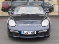 2007 Porsche Boxster 2.7 987 Convertible 2dr