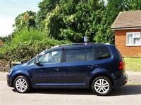 2010 Volkswagen Touran 1.6 TDI BlueMotion Tech SE MPV URGENT!!!
