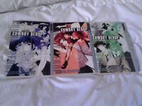 Cowboy Bebop manga